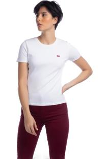 Camiseta Levis Perfect - 60036 Branco - Kanui