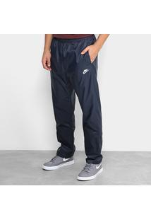 Calça Nike Nsw Track Masculina - Masculino-Azul Escuro