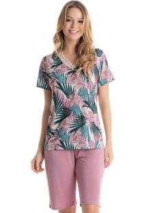 Pijama Grasi C/ Bermuda