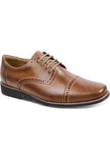 Sapato Social Forma Larga Oxford Sandro Moscoloni