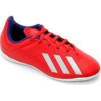 2c33705631a3e Chuteira Futsal Infantil Adidas X Tango 18.4 In - Masculino