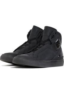 Tênis Sneaker K3 Fitness Space Preto