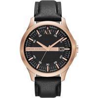 732b0398094 Relógio Armani Exchange Hampton Ax2129 2Pi Ax2129 2Pi - Masculino-Preto