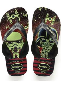 Chinelo Infantil Star Wars Havaianas 1069