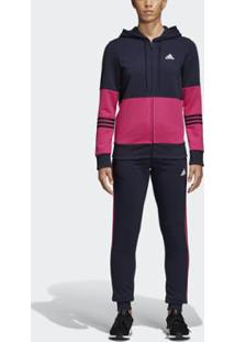 6427cc1908 Agasalho Adidas Wts Co Energize Feminino - Feminino-Azul