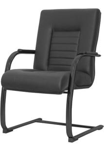 Cadeira New Onix Class Base Fixa Preta - 54180 Sun House