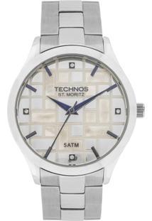 Relógio Technos St. Moritz Analógico 2039Bb/1B Feminino - Feminino