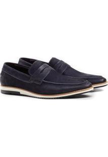 Sapato Loafer Balder Couro Masculino - Masculino
