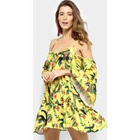 aaa772ea2 Vestido Alcas Praia feminino