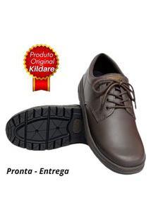 Sapato Kildare Couro G510 Marrom