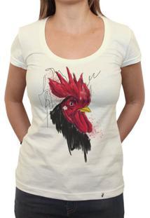 Galo - Camiseta Clássica Feminina