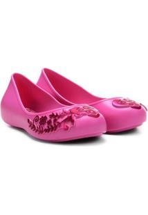 a3bc1d3ed2 Sapatilha Infantil Grendene Disney Dreams Feminina - Feminino-Rosa+Pink