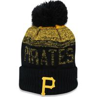 e93ee62dd284b Gorro Touca Pittsburgh Pirates Sport Knit - New Era - Unissex