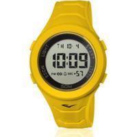 d1121fc5917 Relógio Everlast Digital Unissex Cx E Pulseira Silicone - Unissex-Amarelo