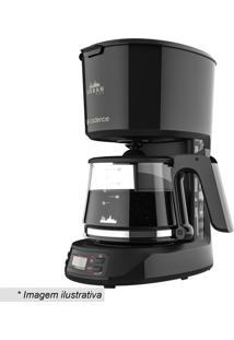 Cafeteira Caf710- Incolor & Preta- 1,2L- 220V