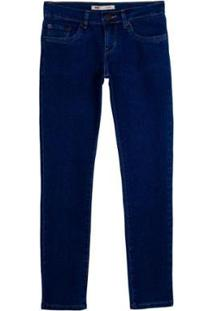 Calça Jeans Infantil - 50005 - Masculino-Jeans