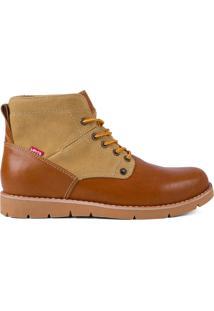 Bota Levis Masculino Work Boots Jax Marrom