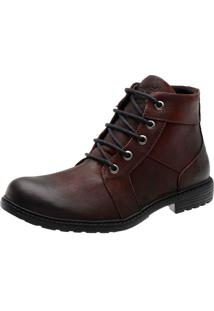 Bota Avalon Sport Panama Bordô