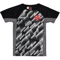 Camisa Vasco Upper Infantil - Masculino 1c91fdea08898