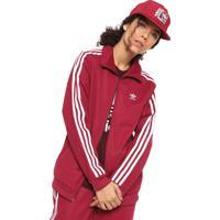608db1457f7 Dafiti Sports. Jaqueta Adidas Originals Contemp Bb Tt Rosa