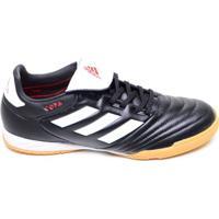 Supimpa Calçados. Chuteira Futsal Copa 17.3 Adidas Preta 4d1eb9f96bae1