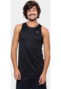 Camiseta Regata Adidas Response Climalite - Masculino