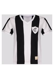 Camisa Figueirense Retrô Década De 1930 Infantil