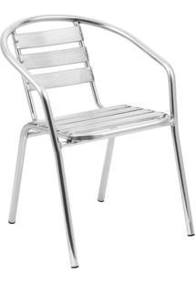 Cadeira Para Área Externa Maria Alumínio