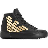 Tênis Couro Emporio Armani feminino   Shoes4you de23150582