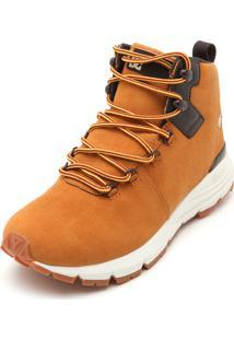 Bota Couro Dc Shoes Muirland Caramelo