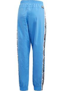 Calça Adidas D-R.Y.V. P Originals Azul