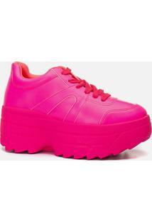 Tênis Feminino Milano Pink 10968