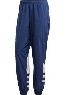 Calça Adidas Bg Trefoil Tp Originals Azul