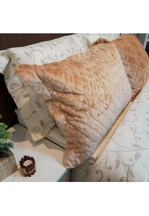 Porta Travesseiro Plush Bahrein - Bene Casa