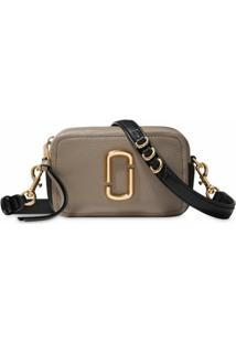 Marc Jacobs Bolsa Transversal The Softshot - Neutro