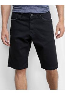 Bermuda Jeans Okdok Reta Masculina - Masculino