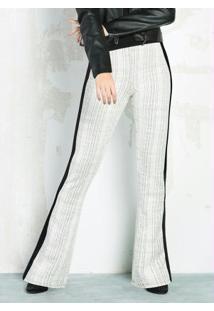 Calça Branco Sofie