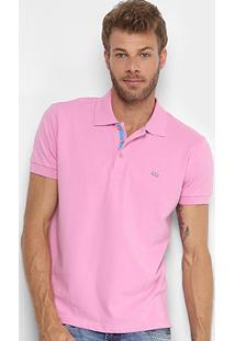 584c386e64ba6 Camisa Polo Gangster Piquet Com Elastano Masculina - Masculino