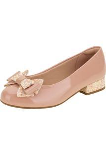 Sapato Infantil Feminino Molekinha - 2528102 Rosa 29