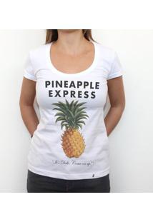 Pineapple Express - Camiseta Clássica Feminina