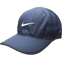 buy popular d0892 2d046 Boné Nike Aba Curva Featherlight - Masculino-Marinho+Cinza