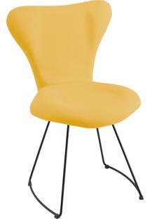 Cadeira Jacobson 1132 Amarelo Daf
