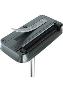Refil Microfibra Para Vassoura Mágica Plus Rmop7245-Flash Limp - Cinza