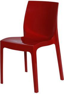 Cadeira Ice Polipropileno Vermelho - 16780 Sun House
