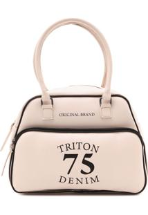 11393aaaf Bolsa Sintetica Triton feminina | Shoes4you