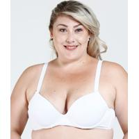 2ceef5e8b5 Marisa. Sutiã Feminino Com Base Plus Size Marisa