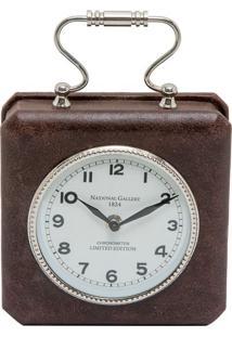 Relógio De Mesa Herin