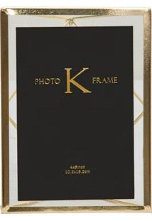 Porta-Retrato Key Gold P