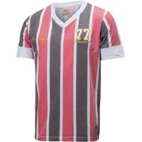 119dde3001 Camisa Retrô Gol São Paulo Réplica 77 Brasileiro - Masculino