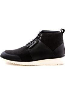 Bota The Box Project Cies Masculino - Masculino-Preto